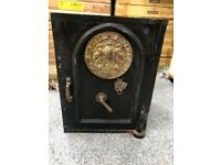 Milners Antique Fireproof Safe