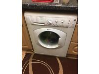 Hotpoint washing machine free delivery