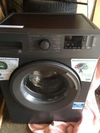 BEKO washing machine only used a few times