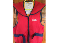 Sowester Bouyancy aid life Jacket. Medium