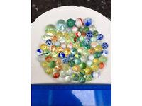 Glass Marbles - delightful assortment