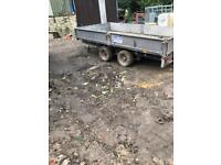 Ifor Williams trailer 12/6 ft 3500 kg
