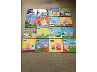 Peppa Pig picture story books -16 books