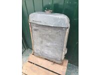 Ferguson tractor radiator