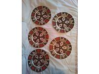 Abbeydale plates