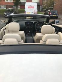 BMW 630i CONVERTIBLE - SAT NAV - BLUETOOTH- 19inch NEW TYRES EVERYWHERE
