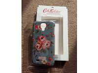 Brand New Unused Cath Kidston Westbourne Rose Samsung Galaxy S4 Phone Case