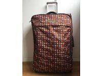 ItLuggage Patterned 2-wheeled Suitcase