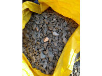 Excellent condition slate chippings