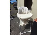 Baby high chair - FREE - collection only