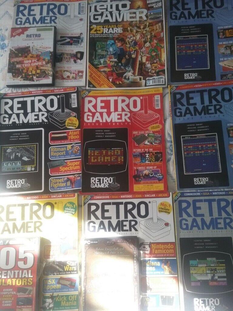 Retro Gamer Magazines | in East End, Glasgow | Gumtree