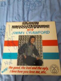 Jimmy Crawford Record