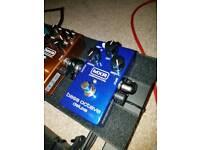 MXR bass guitar effects - Octave Deluxe octaver pedal