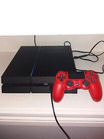 PS4 for sale games and controller