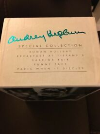 Audrey Hepburn: Special Collection Vintage VHS