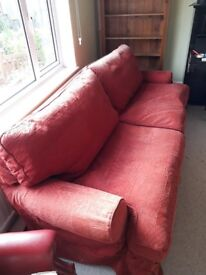 Sofa four seater Tetrad