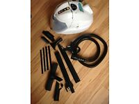 Polti Vaporetto 'Lecoaspira' Steam Cleaner & Attachments