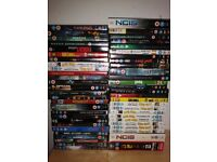 Bulk dvds 53 im total. Mixed dvds and boxsets