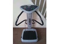 Gadget fit vibrating fitness machine