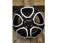 Smart fortwo alloy