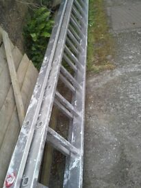 Extension Ladder 16ft double