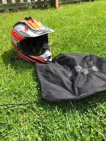 Motocross gear Nitro racing motocross helmet