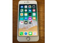 Apple iPhone 6 Unlocked for any sim really nice condition