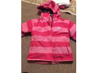 Girls outdoor jacket age 4