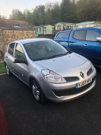 Renault Clio... £30 a year road tax!