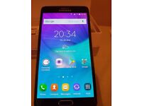 SAMSUNG NOTE 4 Unlocked to all network/excellent condition