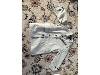 Beige Ralph Lauren Boy Coat Mac 3 year old