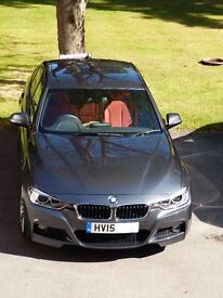 BMW 328i M Sport - 2015 - Perfect Condition