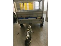Maypole 712 trailer for sale