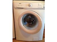 ZANUSSI Washing Machine, 6Kg, Essential 1400