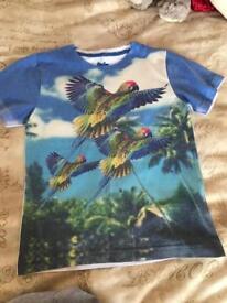 Boys age 2-3 tshirt 50p