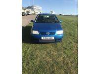 VE Polo S 2001 Only 16000miles