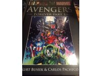 Marvel The Ultimate Graphics Novel Collection/ 10 Issues