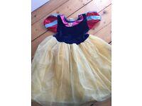 Beautiful Snow White dress - s/m size