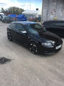 Audi s3 black edition remapped to 320bhp BMW / offer me