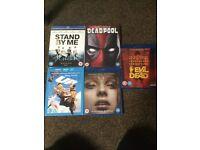 15 Blu-rays