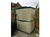 Keter 6ft outdoor shed