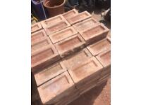 Pinhoe bricks 230 @ £1 per brick,Ono