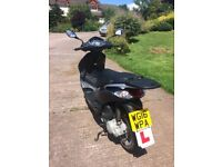 50CC piaggio fly scooter