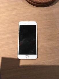 iPhone 6s Plus 128gb gold UNLOCKED