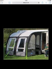 2015 kampa air pro rally 260xl, used very good condition