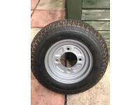 """3.50 8"""" brand new trailer wheel"""