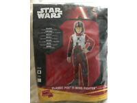 Disney Star Wars Poe Xwing kids fancy dress