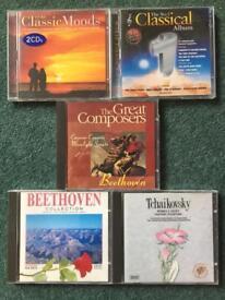 Classical music CDs