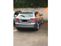 Audi A3 s line dsg paddle shift heated seats Bluetooth