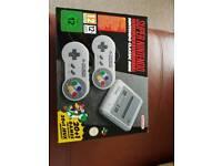 *** SNES Super Nintendo Mini - Brand New Boxed ***